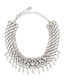 Marianna Jet Choker Necklace