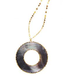 Elite Mystiq Ring Pendant Necklace