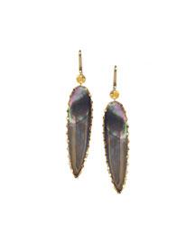 Elite Mystiq Ovate Earrings