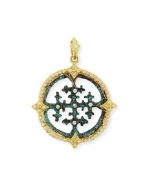 Sue??o 18K Gold & White Diamond Artifact Enhancer