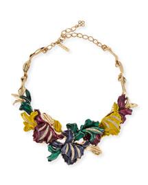 Swarovski� Crystal Tulip Necklace