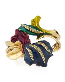 Pav� Swarovski� Crystal Tulip Bracelet