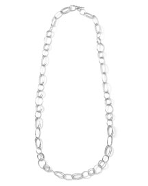 925 Glamazon Oval Link Necklace, 42