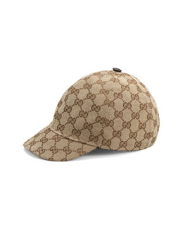 Gucci Original GG Jr. Baseball Cap