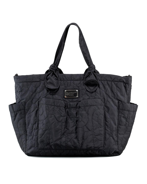 MARC by Marc Jacobs Pretty Eliza Baby Bag, Black