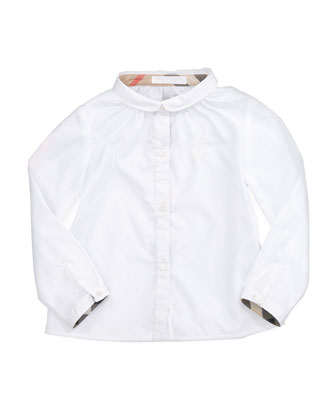 Tallori Long-Sleeve Button-Down Shirt