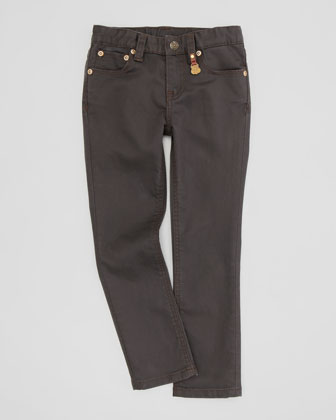 Bowery Skinny Jeans, Caldwell Wash, Sizes 4-6X