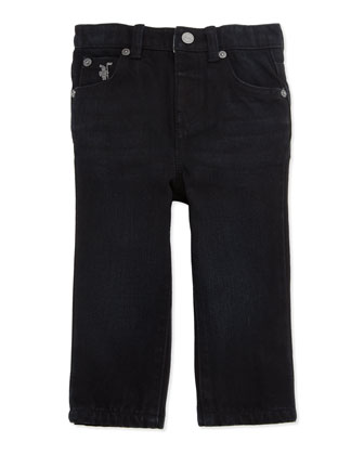 Infant Boys' Denim Jeans, 3-18 Months