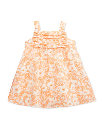 Liberty of London Print Dress, 3-18 Months