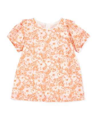 Liberty Print Blouse, Floral, Sizes 6-10