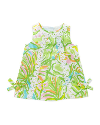 Baby Lilly Shift Dress, Multi, 3-24 Months