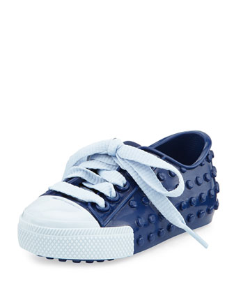 Mini Polibolha II Jelly Sneaker, Blue