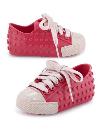 Mini Polibolha II Jelly Sneaker, Pink