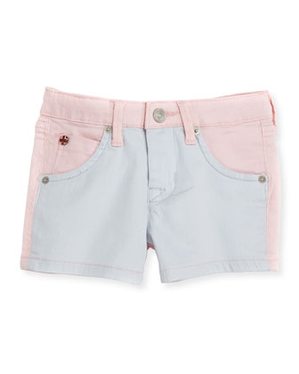 Vice Versa Denim Shorts, Alize, Girls' 4-6X