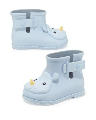 Sugar Rhino Rain Boots, Blue