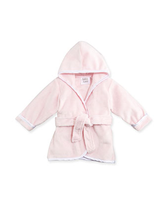 Infant Plush Robe, Pink