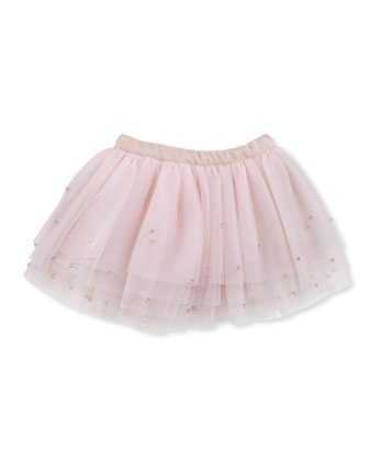 Crystal-Embellished Tutu, Girls' 4-7