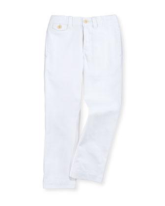 Lightweight Chino Pants, Boys' 2T-3T