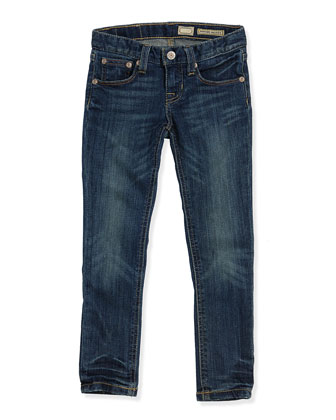 Bowery Skinny Denim Jeans, Girls' 4-6X