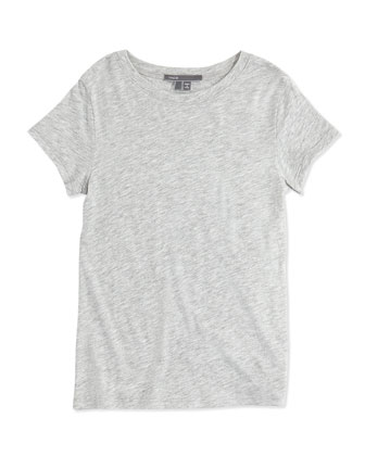 Girls' Favorite Tee, Gray, S-XL