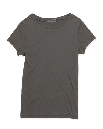 Girls' Favorite Tee, Dark Shadow, S-XL