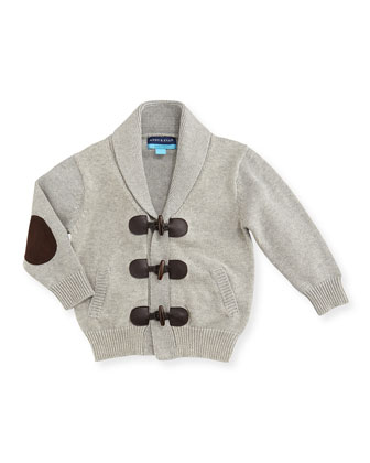 Toggle-Front Cardigan, 3-24 Months