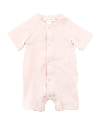 Angel Wing 3/4-Sleeve Sleepshirt, Pink, 0-18 Months