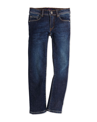 Denim Skinny Jeans, Sizes 8-12