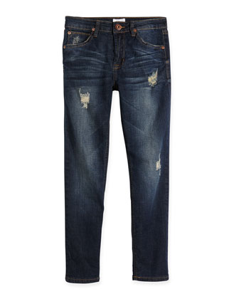 Jagger Slim-Fit Jeans, Blue Haze, 2T-4T