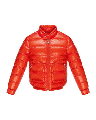 Acorus Long-Season Puffer Jacket, Sizes 4-6