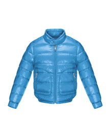 Acorus Long-Season Puffer Jacket, Sizes 8-14