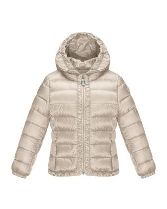 Mayotte Long Season Packable Jacket, Sizes 8-14