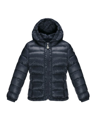 Mayotte Long Season Packable Jacket, Sizes 4-6