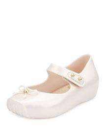 Mini Melissa Ballet Flat, 5T-10T