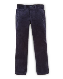 Suffield Cotton Corduroy Pants, Size 2-7