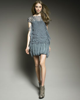 Alberta Ferretti  -  Bergdorf Goodman :  antik denim incircle be d rock and republic jeans