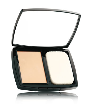 CHANEL DOUBLE PERFECTION COMPACT NATURAL MATTE POWDER MAKEUP SPF 10