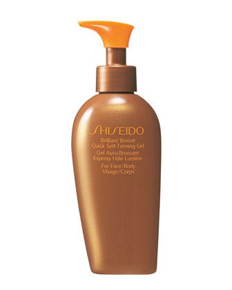 Brilliant Bronze Quick Self-Tanning Gel