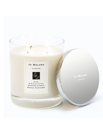 Pine and Eucalyptus Luxury Candle, 88 oz.