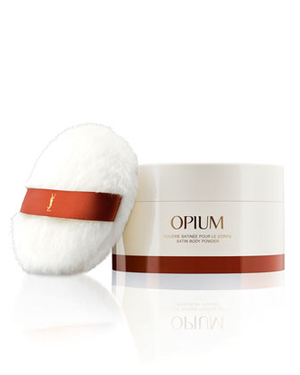 OPIUM Satin Body Powder
