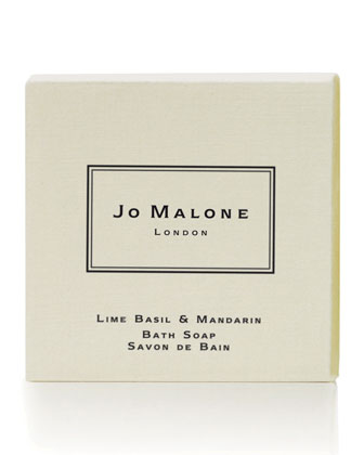 Lime Basil & Mandarin Bath Soap, 100g