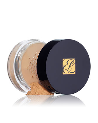 Double-Wear Mineral-Rich Loose Powder