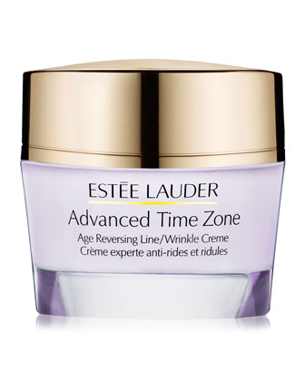 Advanced Time Zone Age Reversing Line/Wrinkle Creme Broad Spectrum SPF 15, Dry Skin