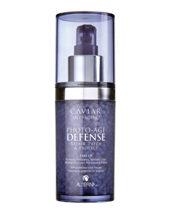 Caviar Anti-Aging Photo-Age Defense Hair Treatment