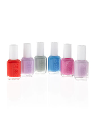 Spring 2013 Trend Nail Polish Collection