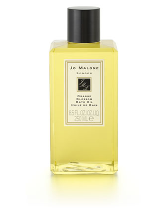 Wild Fig & Cassis Bath Oil, 8.5 oz.