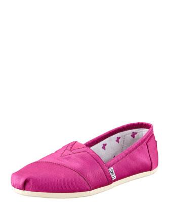 Rowan Grosgrain Slip-On, Pink
