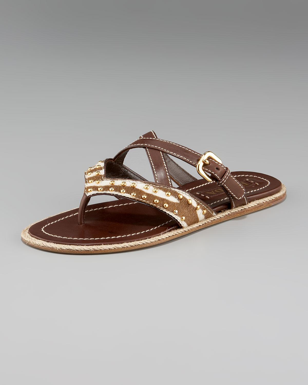 凉鞋__普拉达prada|prada